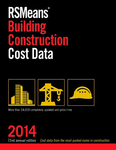 Rsmeans Building Construction Cost Data 2014:   2013 edition cover