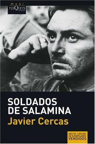 Soldados de Salamina N/A edition cover