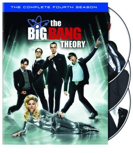 The Big Bang Theory: Season 4 System.Collections.Generic.List`1[System.String] artwork