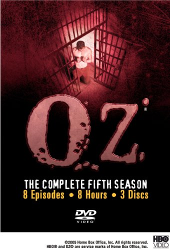 Oz: Season 5 System.Collections.Generic.List`1[System.String] artwork