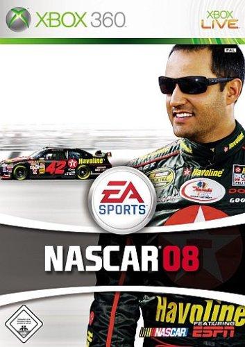 Nascar 08 Xbox 360 artwork