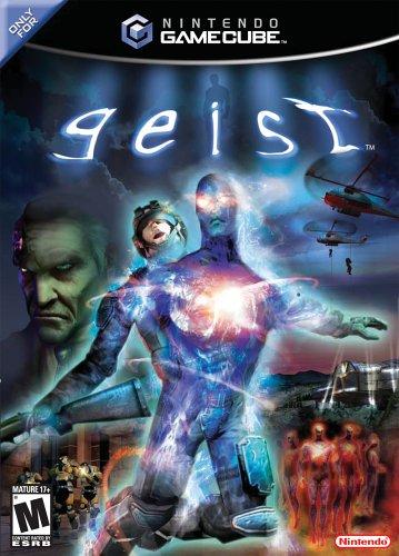 Geist - Gamecube GameCube artwork