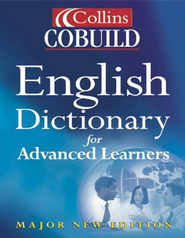 Collins Cobuild English Dictionary for Advanced Learners:   2001 edition cover