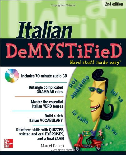 Italian Hard Stuff Made Easy 2nd 2011 edition cover