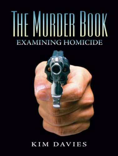 Murder Book Examining Homicide  2008 edition cover
