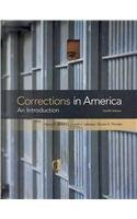 Corrections in america& mycrimekit sac Pkg  12th 2010 9780135078013 Front Cover
