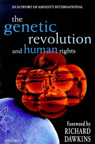Genetic Revolution and Human Rights   1999 edition cover