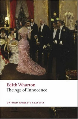 Age of Innocence   2008 edition cover