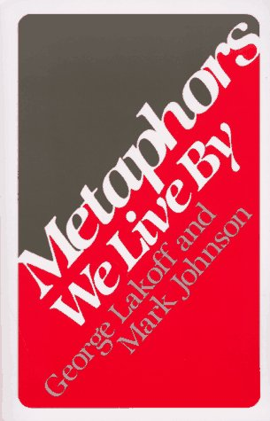 Metaphors We Live By  2nd 2003 (Reprint) edition cover