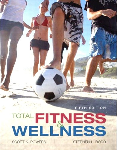 Total Fitness and Wellness  5th 2009 edition cover