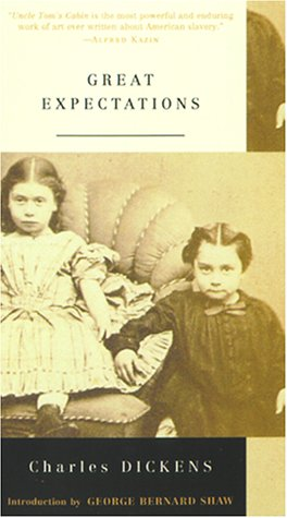 Great Expectations   2001 edition cover