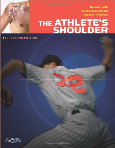 Athlete's Shoulder  2nd 2008 edition cover