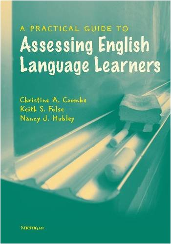Practical Guide to Assessing English Language Learners   2007 edition cover