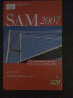 SAM 2007 Assessment and Training 5. 0 Printed Access Card   2010 9780538743013 Front Cover