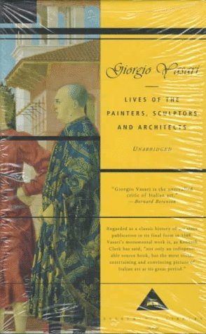 Lives of the Painters, Sculptors and Architects  N/A edition cover