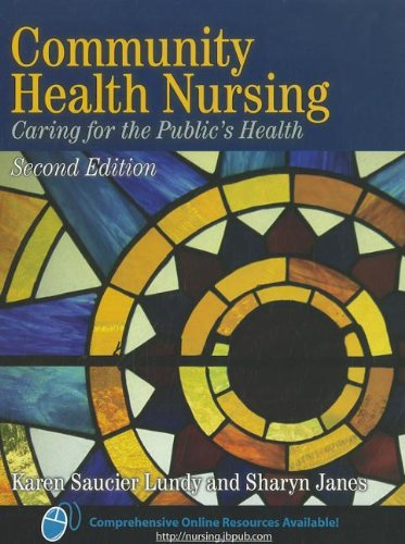 Community Health Nursing  2nd 2009 (Revised) edition cover