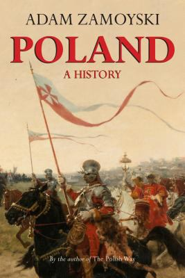 Poland: A History  2012 edition cover
