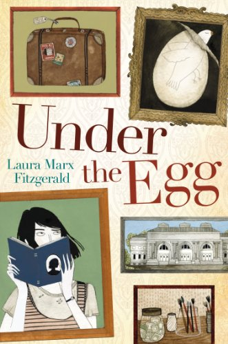 Under the Egg   2014 edition cover
