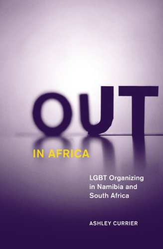 Out in Africa LGBT Organizing in Namibia and South Africa  2012 edition cover