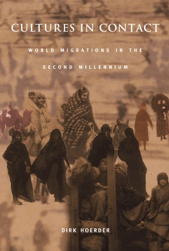 Cultures in Contact World Migrations in the Second Millennium  2011 edition cover