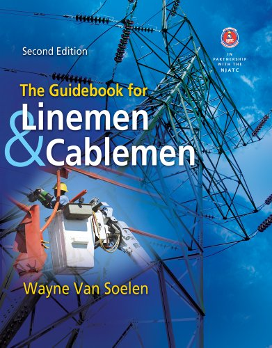 Guidebook for Linemen and Cablemen  2nd 2012 edition cover