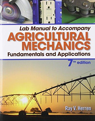 Agricultural Mechanics: Fundamentals & Applications  2014 edition cover