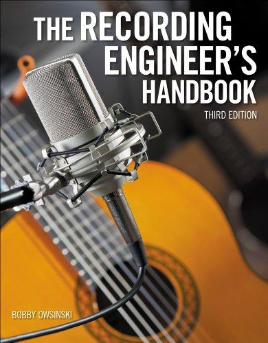 Recording Engineer's Handbook  3rd 2014 edition cover