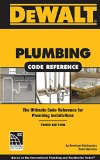 Plumbing Code Reference  3rd 2017 edition cover