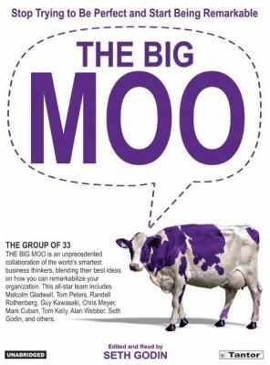 Big Moo Unabridged 9781400102013 Front Cover