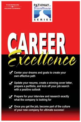 Career Excellence   2006 9781401882013 Front Cover