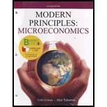Loose-Leaf Version for Modern Principles of Microeconomics  2nd 2012 9781429293013 Front Cover