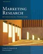 Marketing Research Methodological Foundations (with Qualtrics Card) 10th 2010 edition cover
