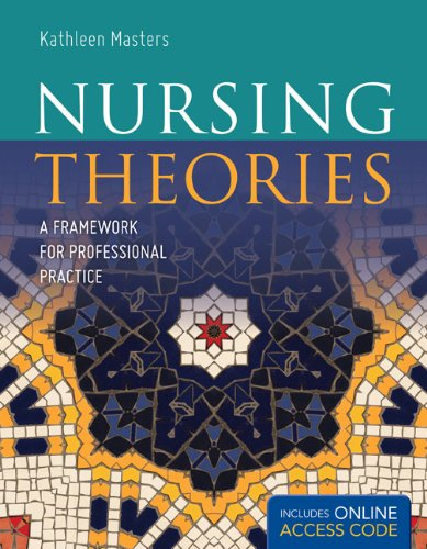 Nursing Theories   2012 9781449626013 Front Cover