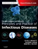 Principles and Practice of Infectious Diseases  8th 2015 edition cover