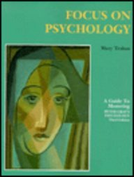 Psychology  3rd 1999 (Student Manual, Study Guide, etc.) 9781572597013 Front Cover