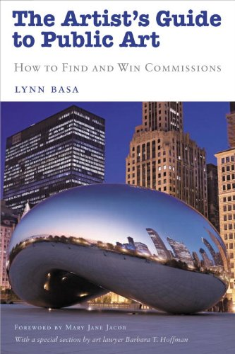 Artist's Guide to Public Art How to Find and Win Commissions  2008 9781581155013 Front Cover