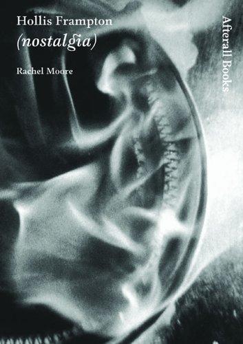 Hollis Frampton Nostalgia  2006 edition cover