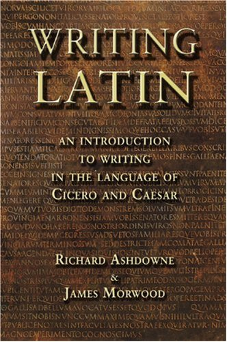 Writing Latin   2007 edition cover
