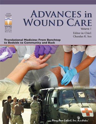Advances in Wound Care:  2010 edition cover