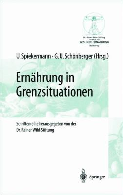 Ern�hrung in Grenzsituationen   2002 edition cover
