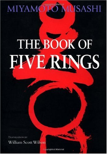 Book of Five Rings   2002 edition cover