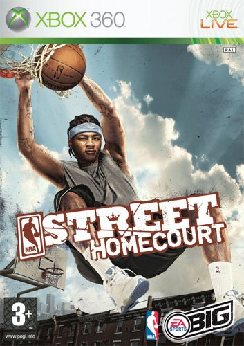 NBA Street Home Court (Xbox 360) by Electronic Arts Xbox 360 artwork