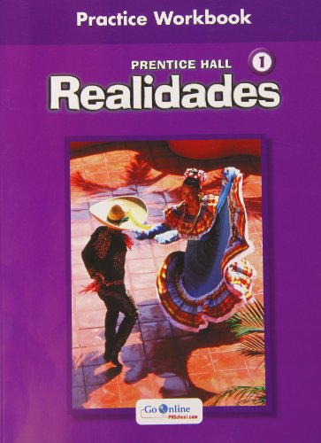 Realidades 1   2004 (Workbook) 9780130360014 Front Cover