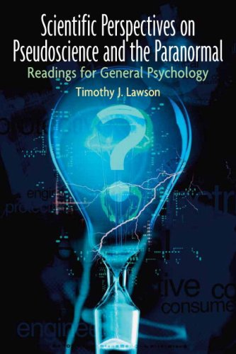 Scientific Perspectives on Pseudoscience and the Paranormal Readings for General Psychology  2007 edition cover