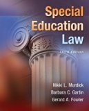 SPECIAL EDUCATION LAW-ACCESS C N/A 9780133398014 Front Cover