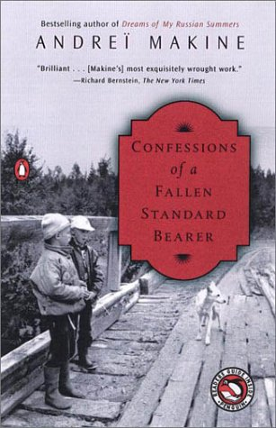 Confessions of a Fallen Standard-Bearer  Reprint  edition cover
