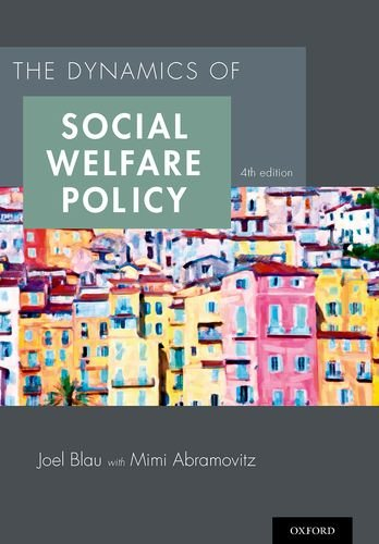 The Dynamics of Social Welfare Policy:   2014 edition cover