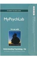 Understanding Psychology  10th 2013 (Revised) 9780205853014 Front Cover