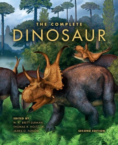 Complete Dinosaur  2nd 2011 (Revised) edition cover