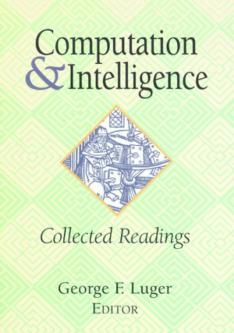 Computation and Intelligence Collected Readings  1995 edition cover